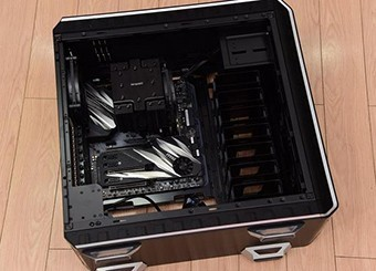 AMD Zen2平台装机秀