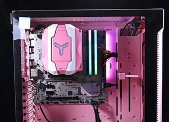 这就是适合女生的电脑主机