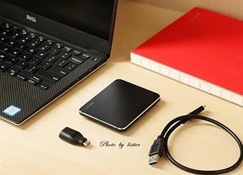 东芝XS700移动固态硬盘