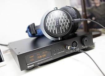 体验SDA-2 DAC船解码耳放一体机