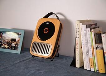 巫便携式CD机带你回到校园时代