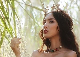 只穿豹纹的美女酋长