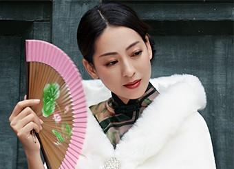 中国式穿貂法国设计师想不出来