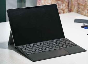 New Surface Pro 上手