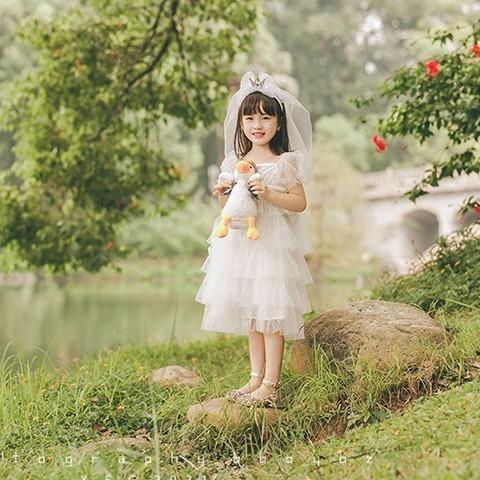 小公主和小鸭子