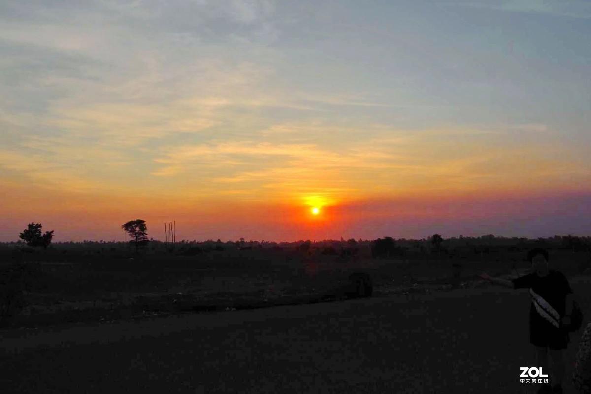 柬普寨——暹粒:日落