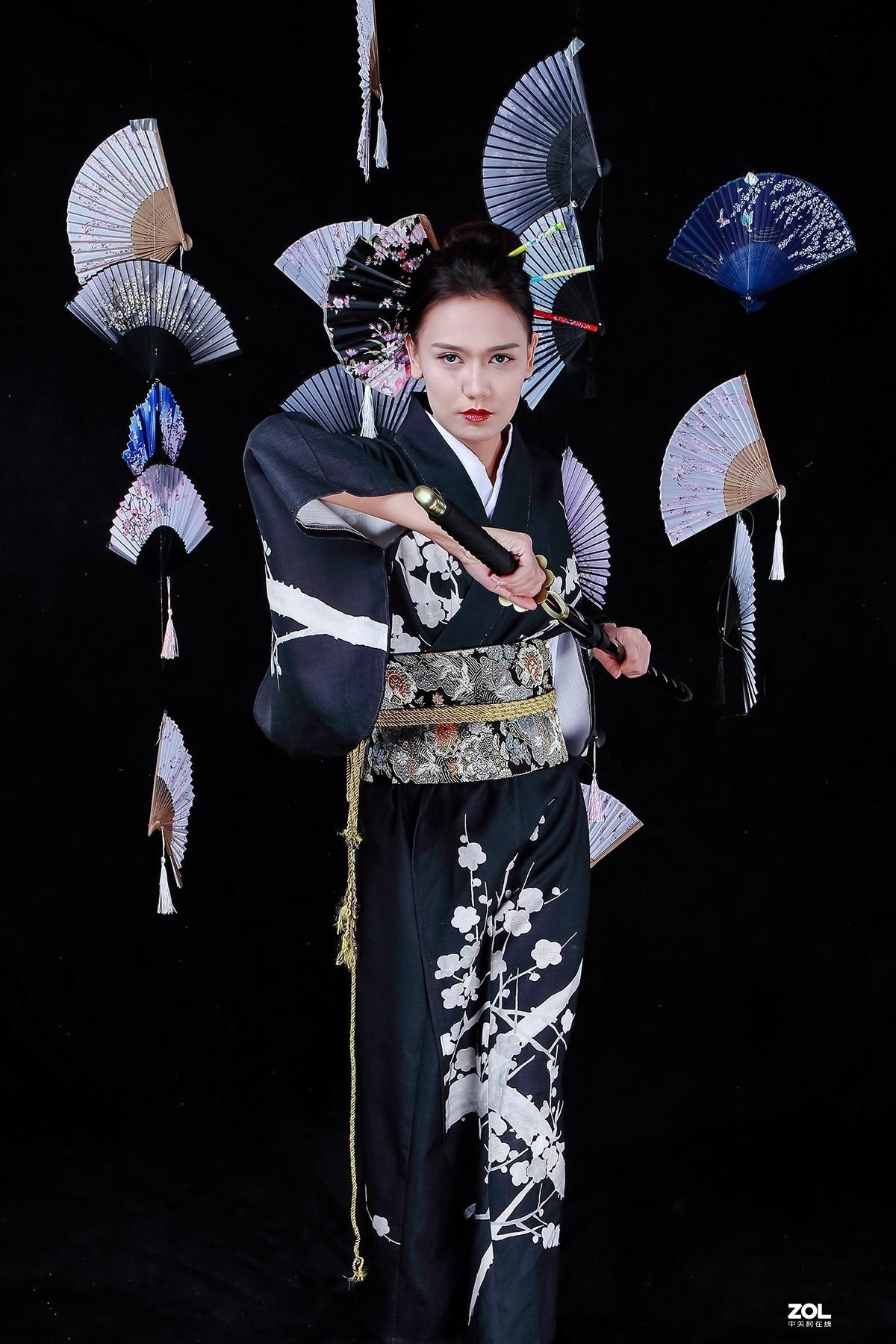 #回顾2019#光影女武士