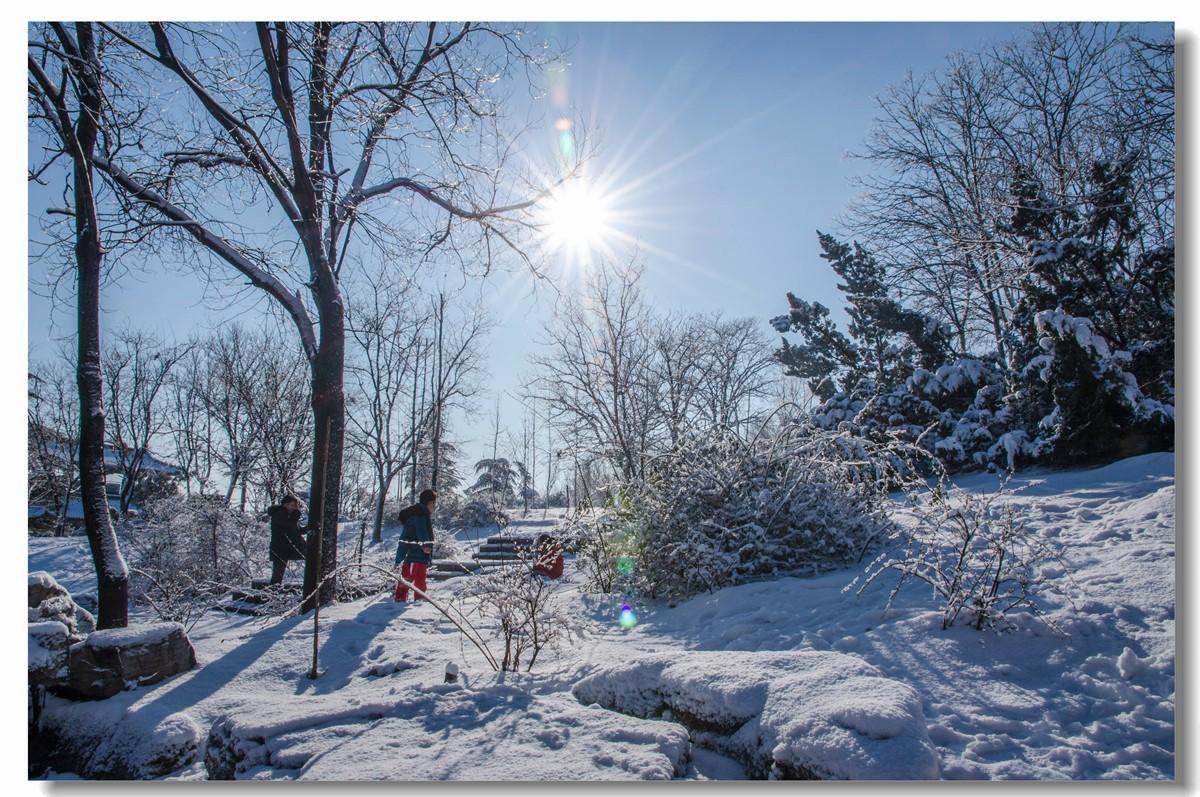 20年第一场雪(一)