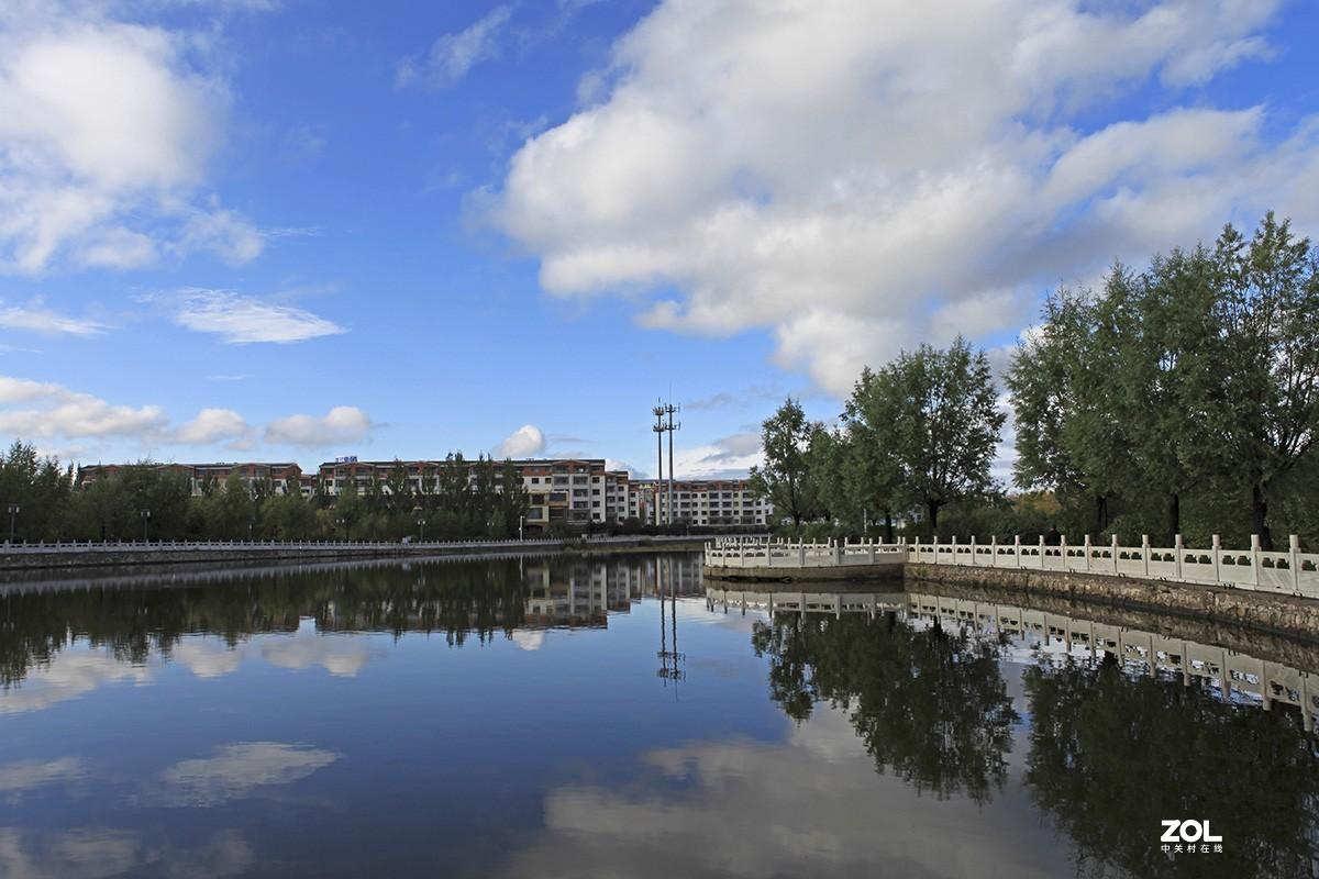 草原小城【多伦】城中湿地