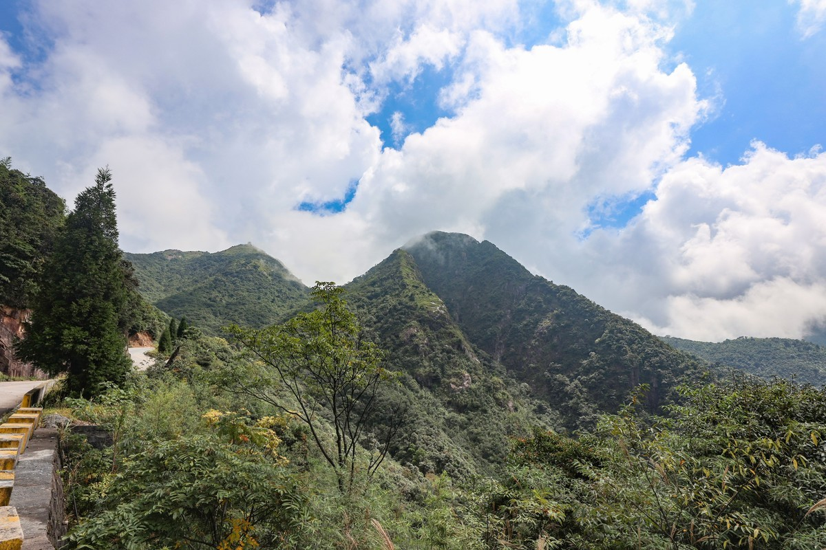湖南郴州--莽山地质公园24
