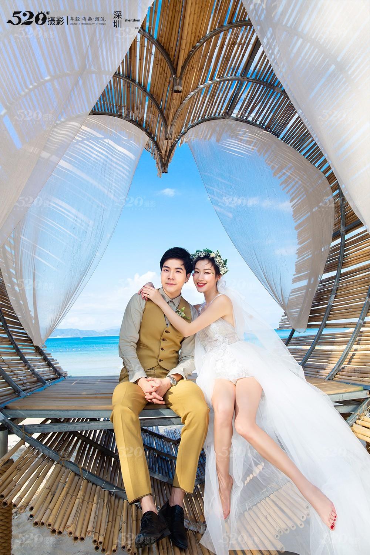 深圳520婚纱摄影热门主题-最美的遇见