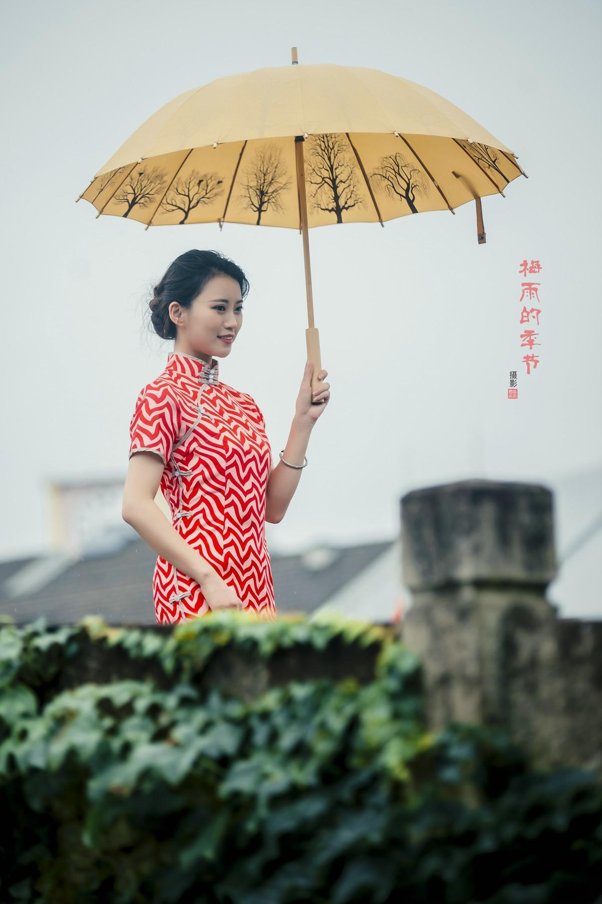 梅雨的季节