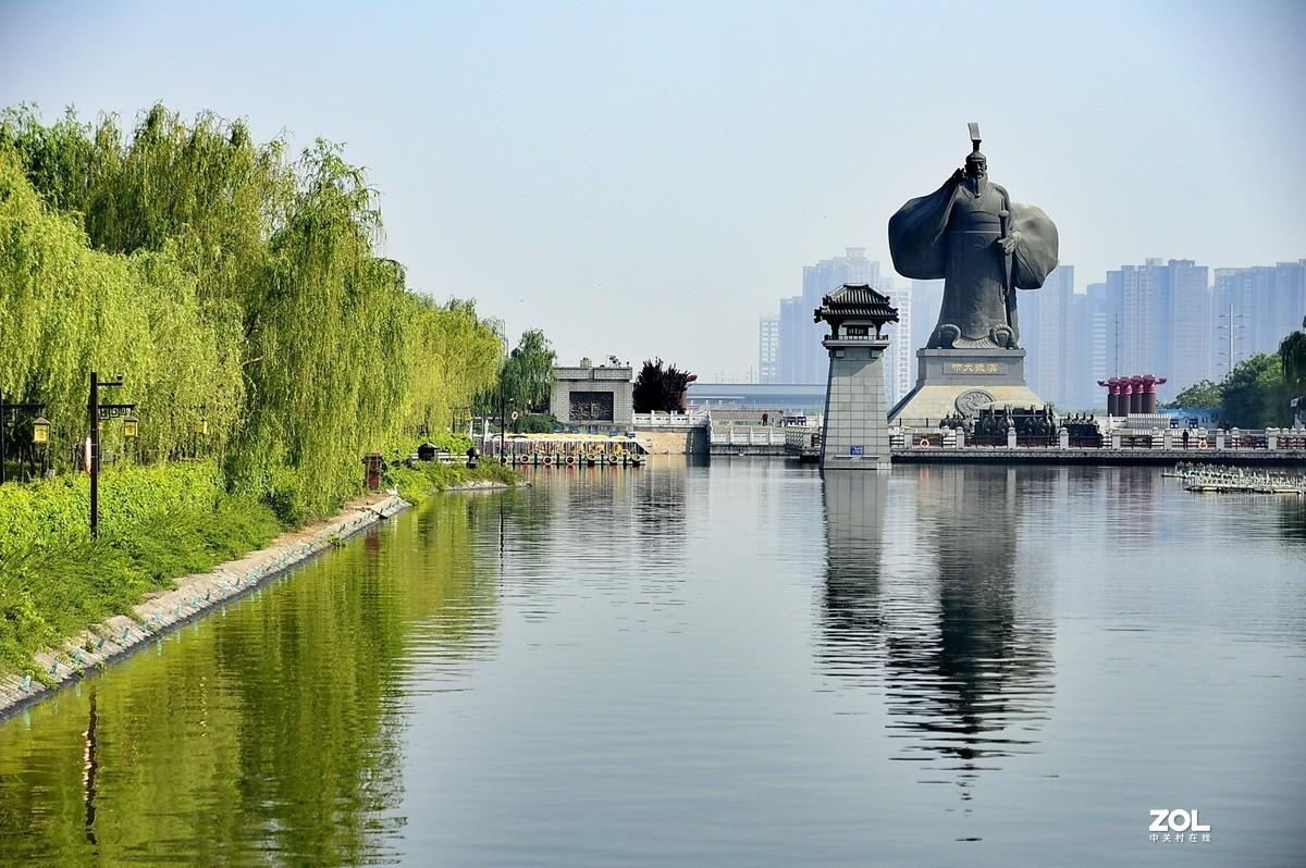 汉城湖汉武帝