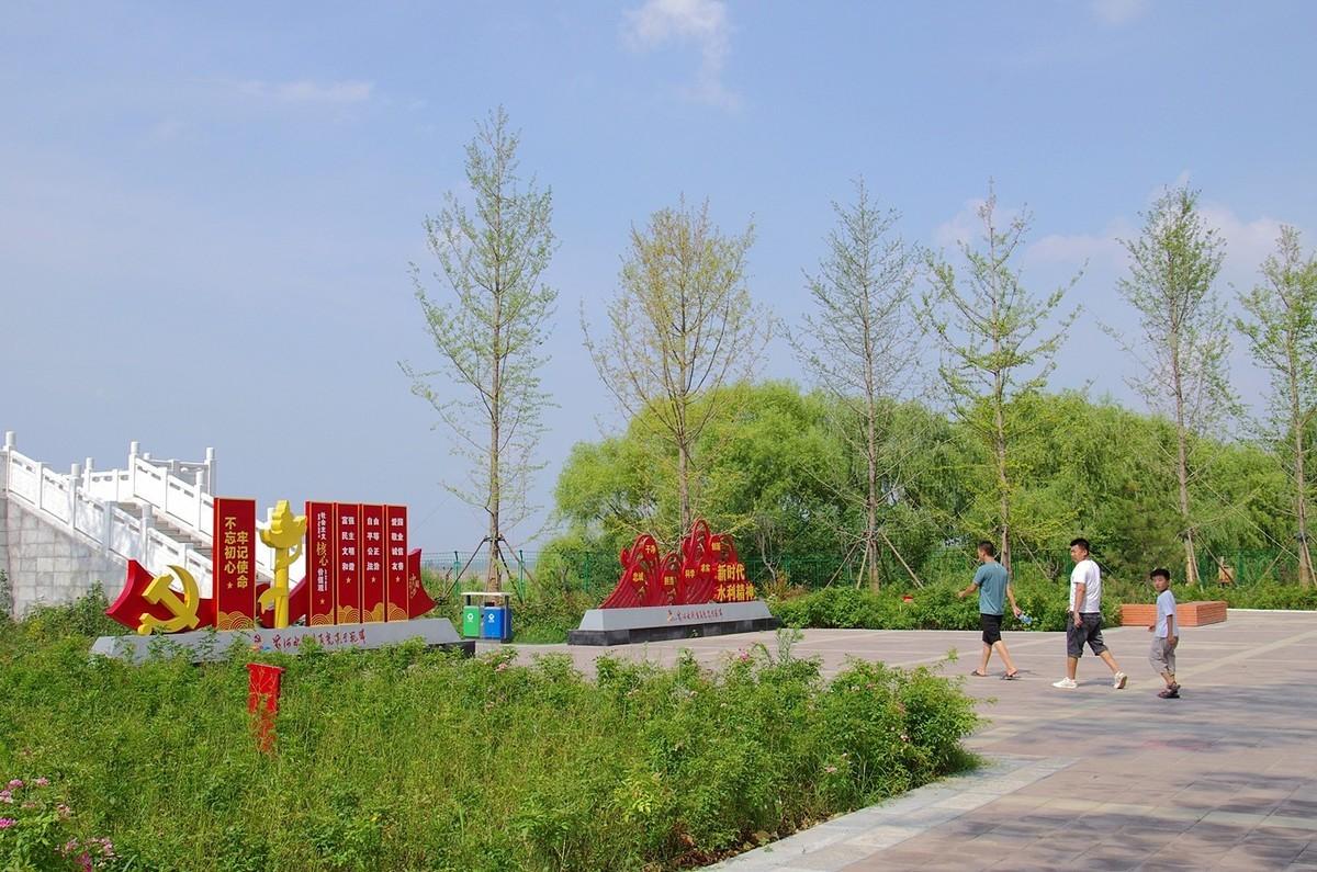 黄河花园口掠影--15P