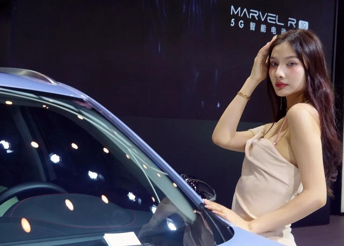 2021长沙芒果国际车展--4