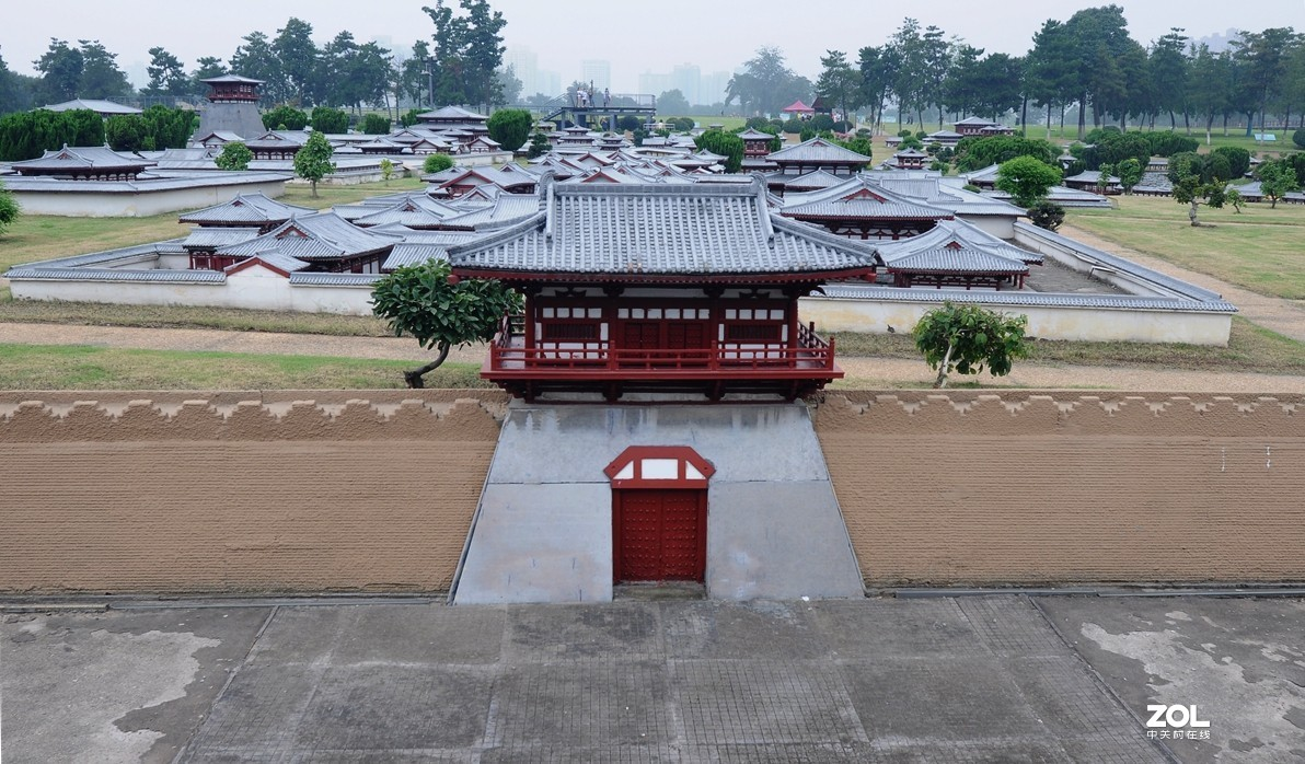 大明宫遗址