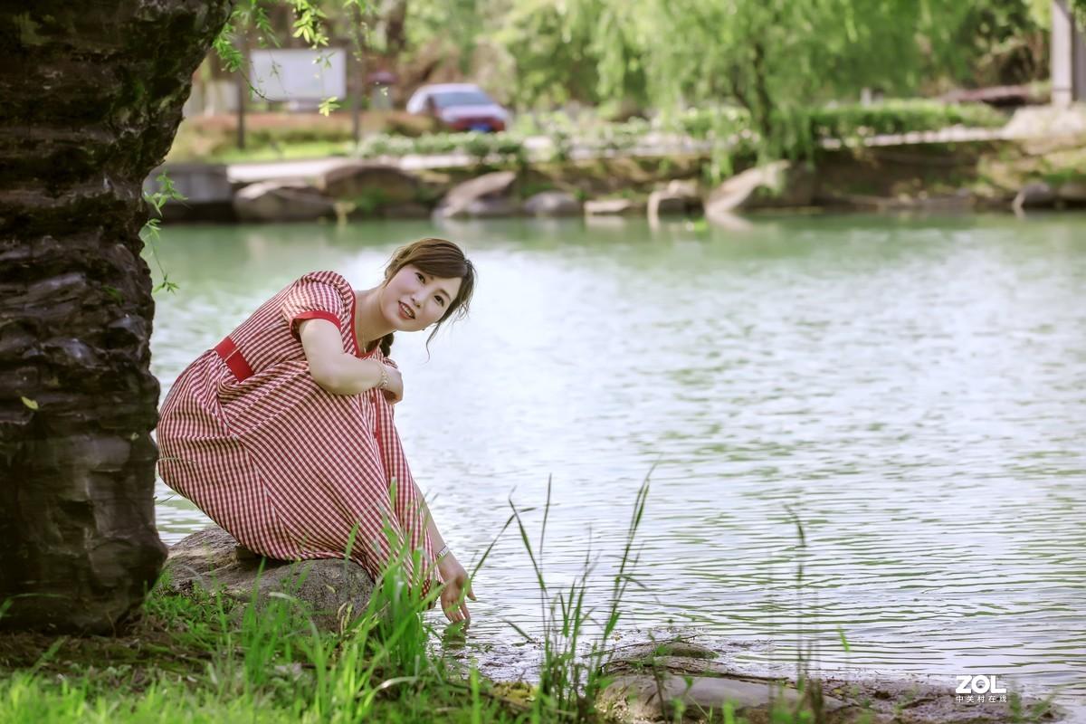 [如影人像]池塘边的故事