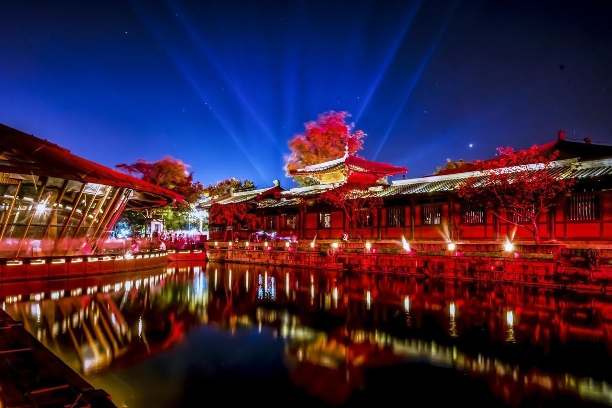 上海历史文化之根松江广富林