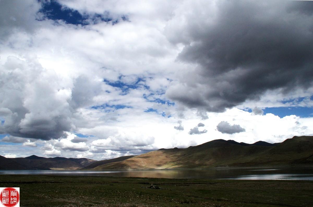 西藏第三大圣湖---羊卓雍湖(25)