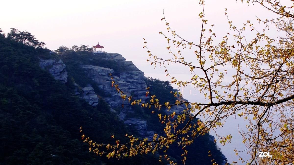 烟花三月下江南---江西--庐山【7】牯岭暮色