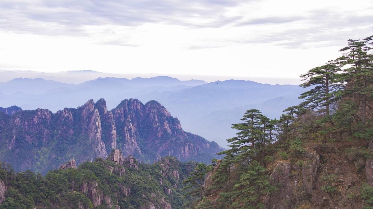 下江南--安徽-黄山【10】