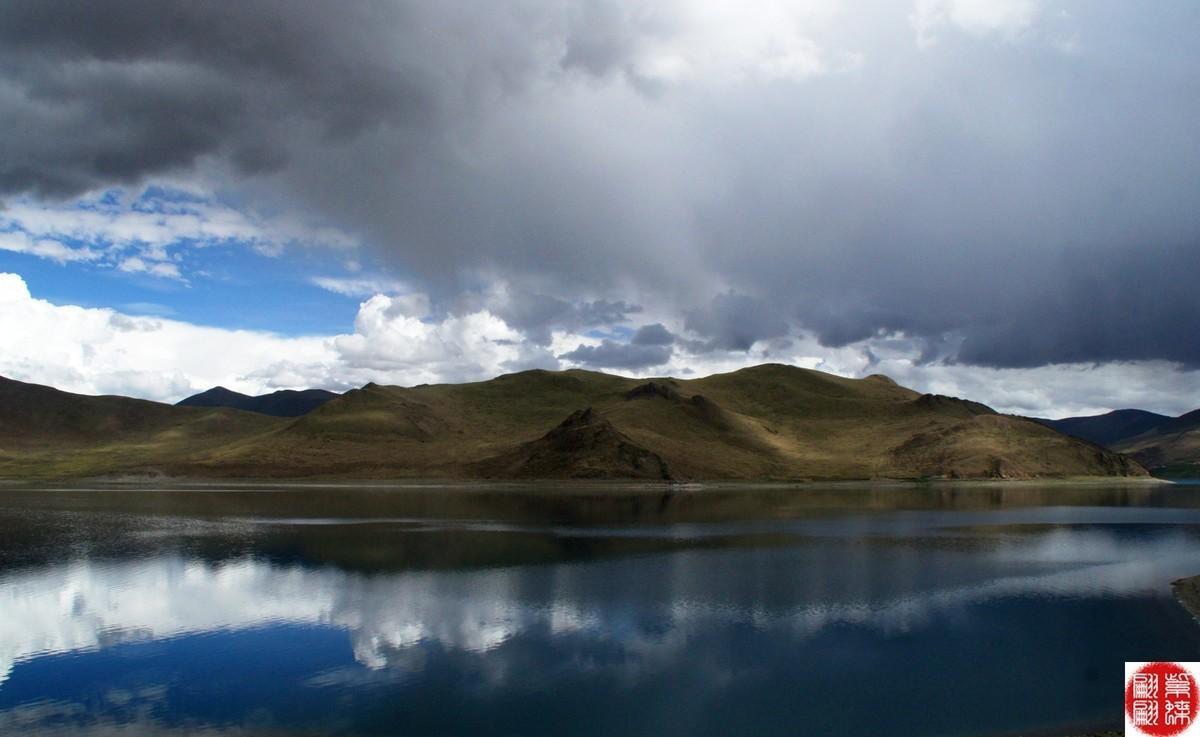 西藏第三大圣湖---羊卓雍湖(26)