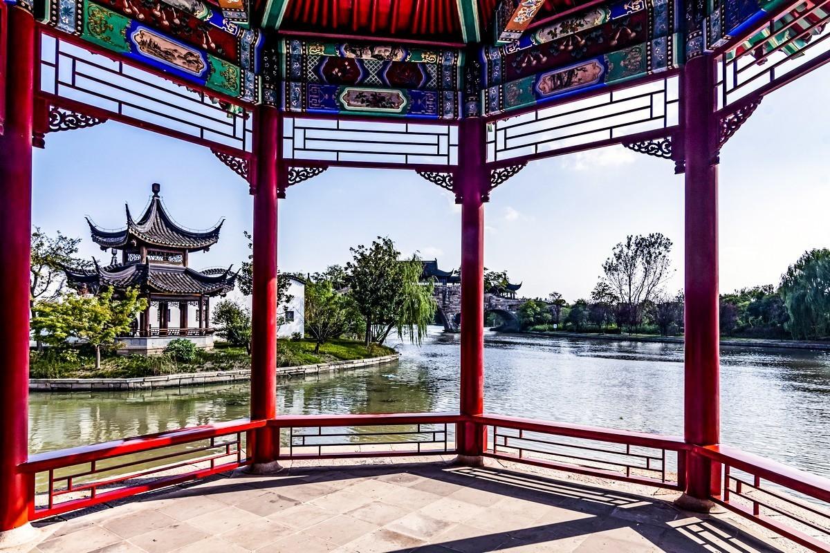 上海历史文化之根松江广富林遗址
