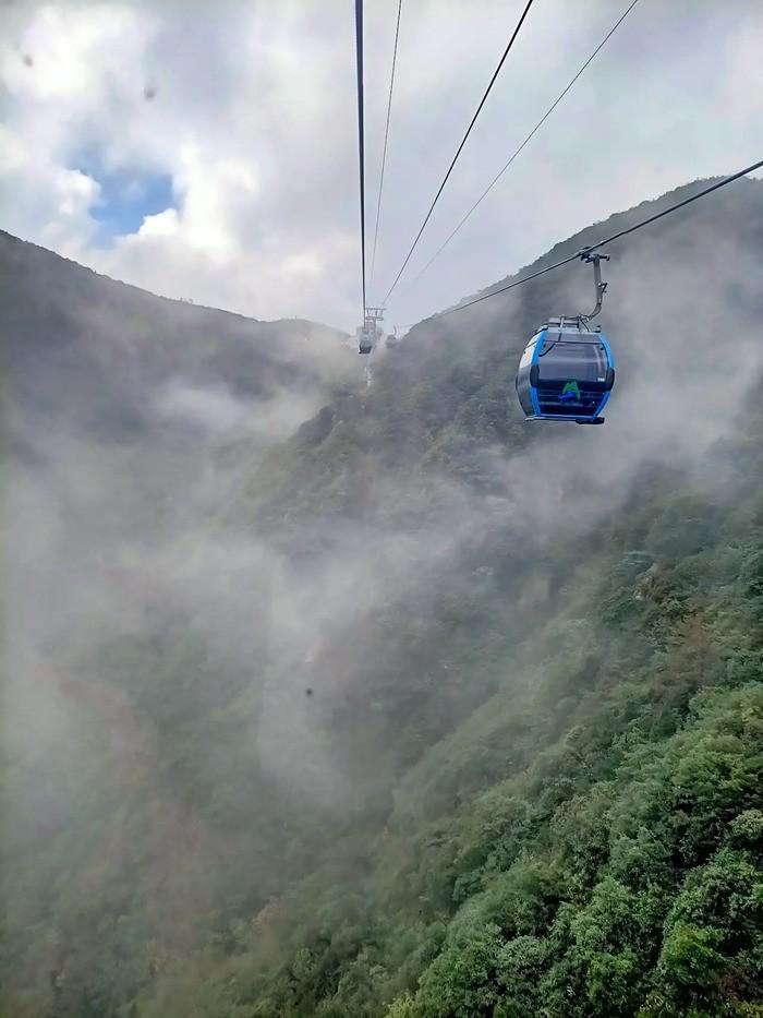 湖南郴州--莽山地质公园五指峰33