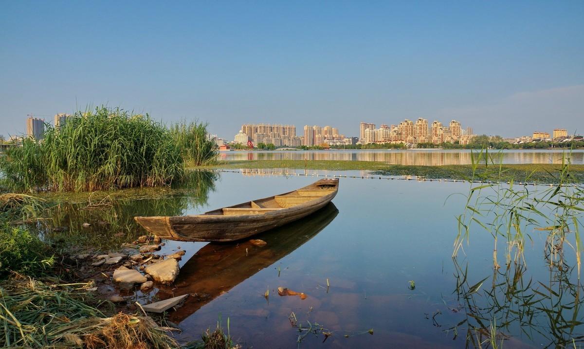鄱 阳 东 湖 风 景