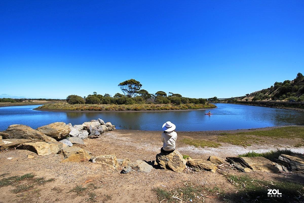 美丽而宁静的湿地公园