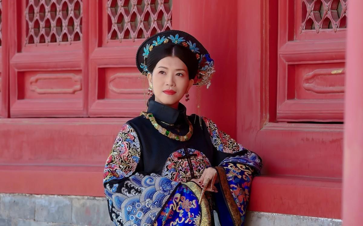 春游故宫博物院20210501-宫里的女人 《64》