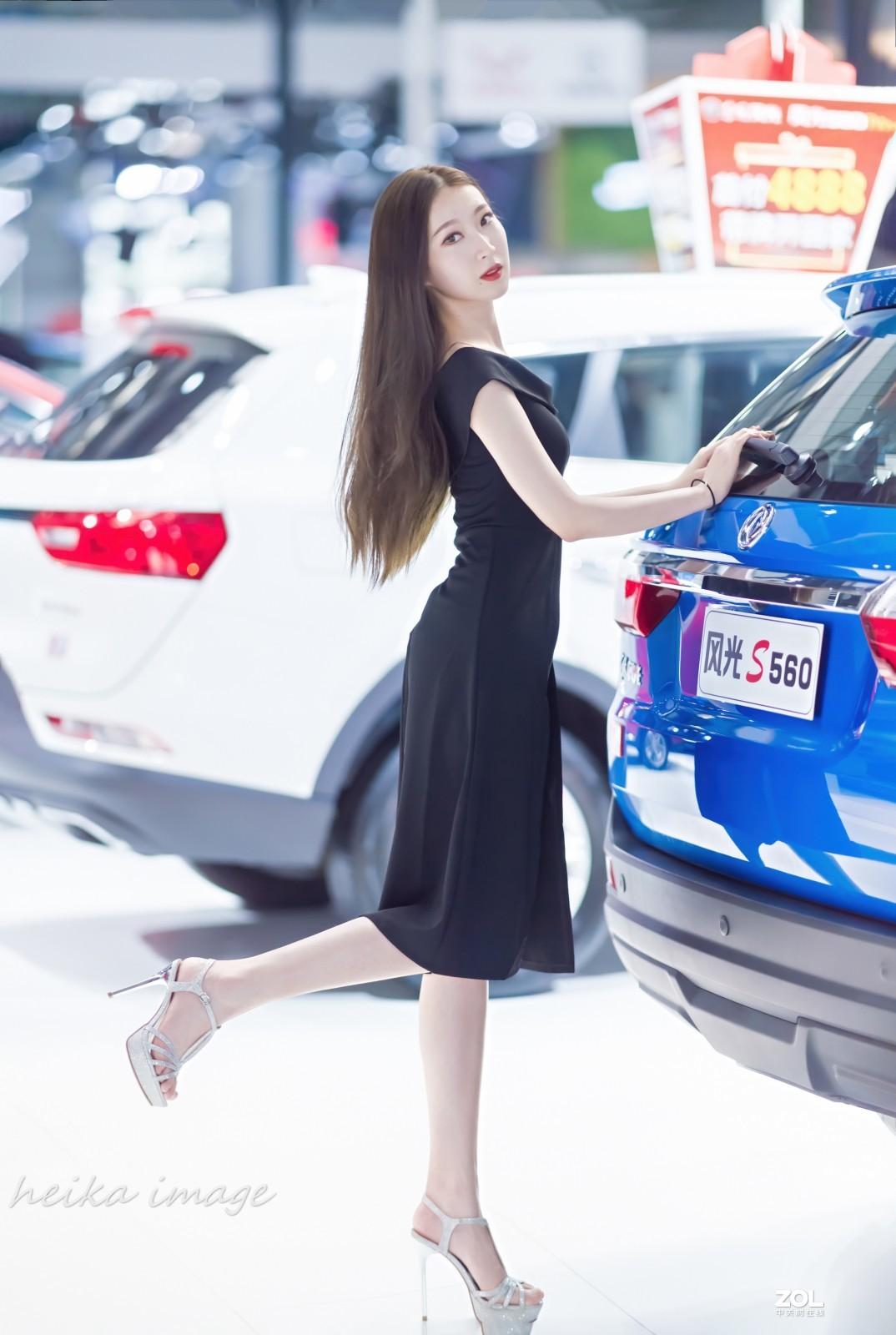 【黑卡映像】2020 长春国际车展 仙女篇