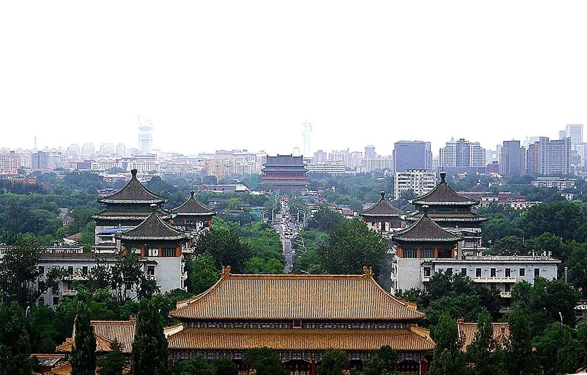 [ 北京景山公园 ] ( 20 )
