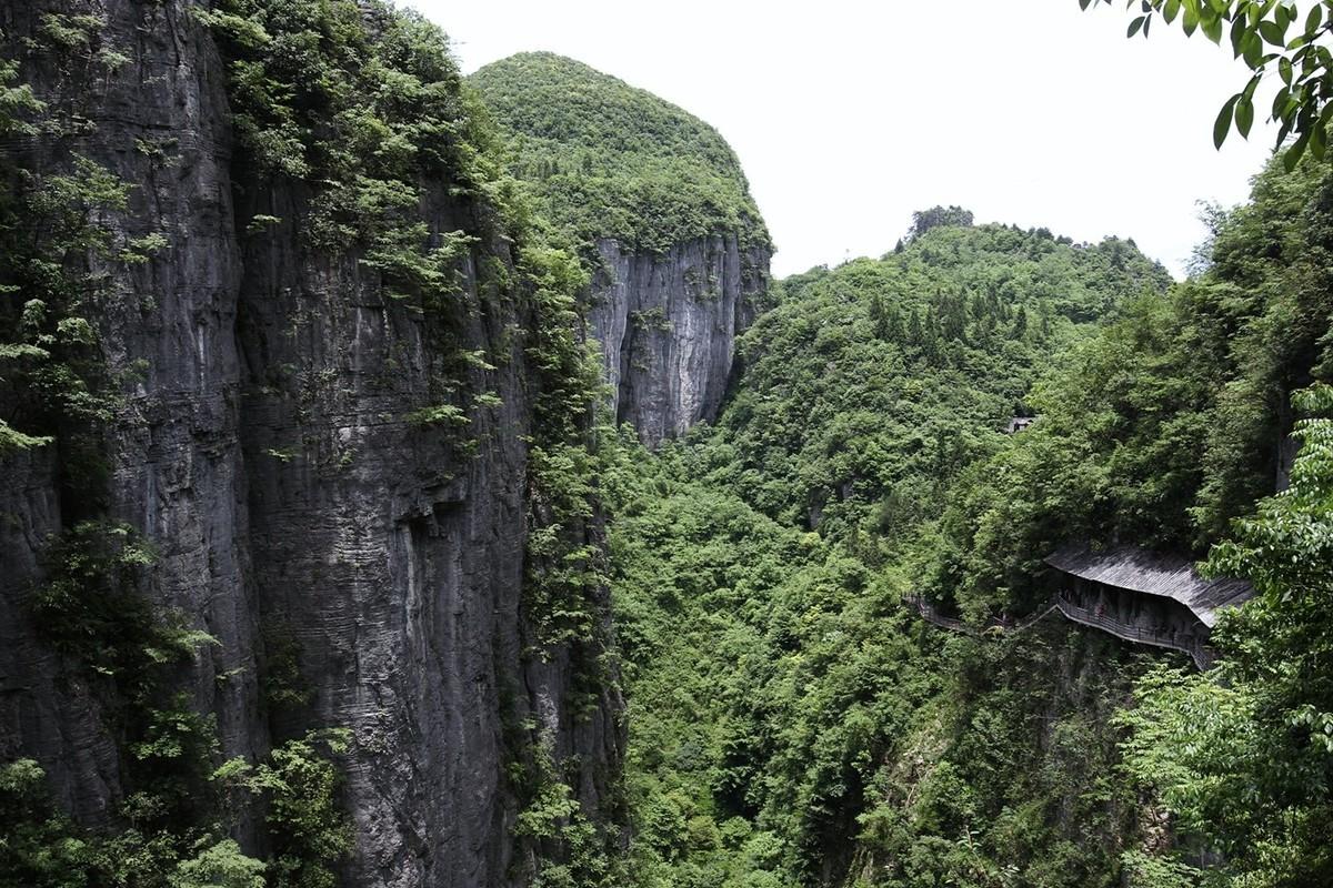 恩施--大峡谷游拍(三)