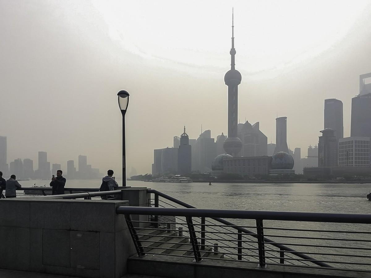 上海外滩 ~ 掠影