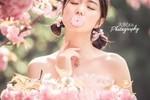 《樱花——少女粉》