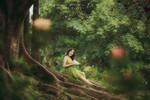 森林的守护者。