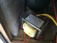 解决惠威d1080mkii主音箱有电流声