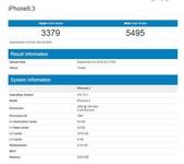 苹果iPhone7/7 Plus跑分出炉:运行内存容量大惊喜!