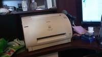 佳能LBP-1120激光打印机  100元