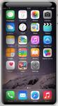 iPhone 8概念图曝光:屏幕将覆盖机身整个正面