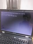 #移动设备#电脑开机后出现英文字幕后进不了系统怎么办?