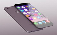 #约稿#    iPhone 7外形完全曝光:取消大白条 耳机接口 摄像头不再凸出