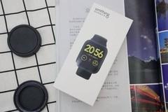 人生第一块智能手表   omthing简悦智能手表
