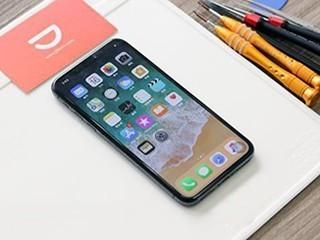 最贵的苹果iPhone X拆机
