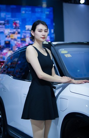 ----拍摄于电动车展----