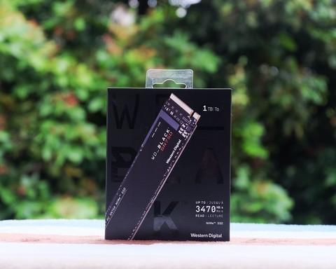 速度为王! WD_BLACK SN750 NVMe SSD才是最强固态新标杆