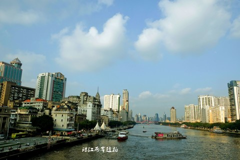 广州城市风景