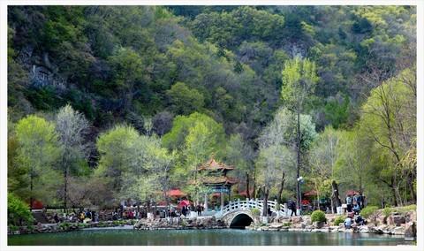 本溪水洞公园随拍