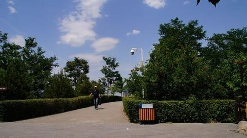 西安文景山公园
